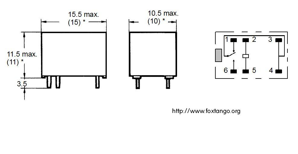 G2E ft 102 relay information by fox tango international Relay Switch Wiring Diagram at n-0.co
