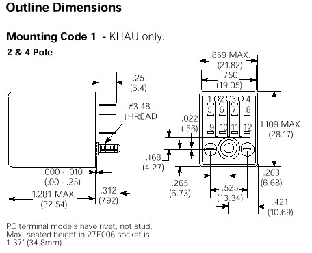 ft 102 relay information by fox tango international rh foxtango org 8 Pin Cube Relay Diagram Potter and Brumfield Relay Catalog