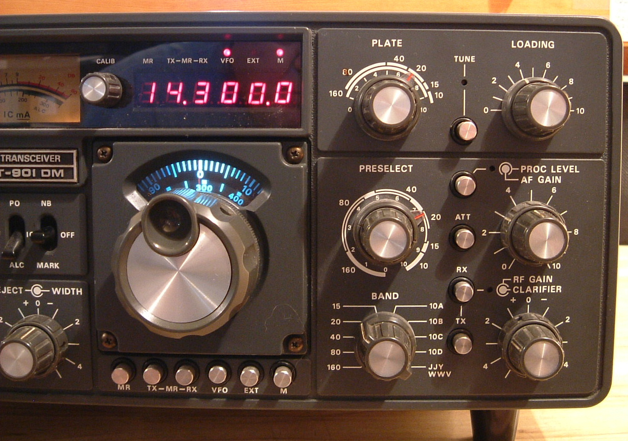 The Yaesu FT-901 and FT-902 Present by Fox Tango International