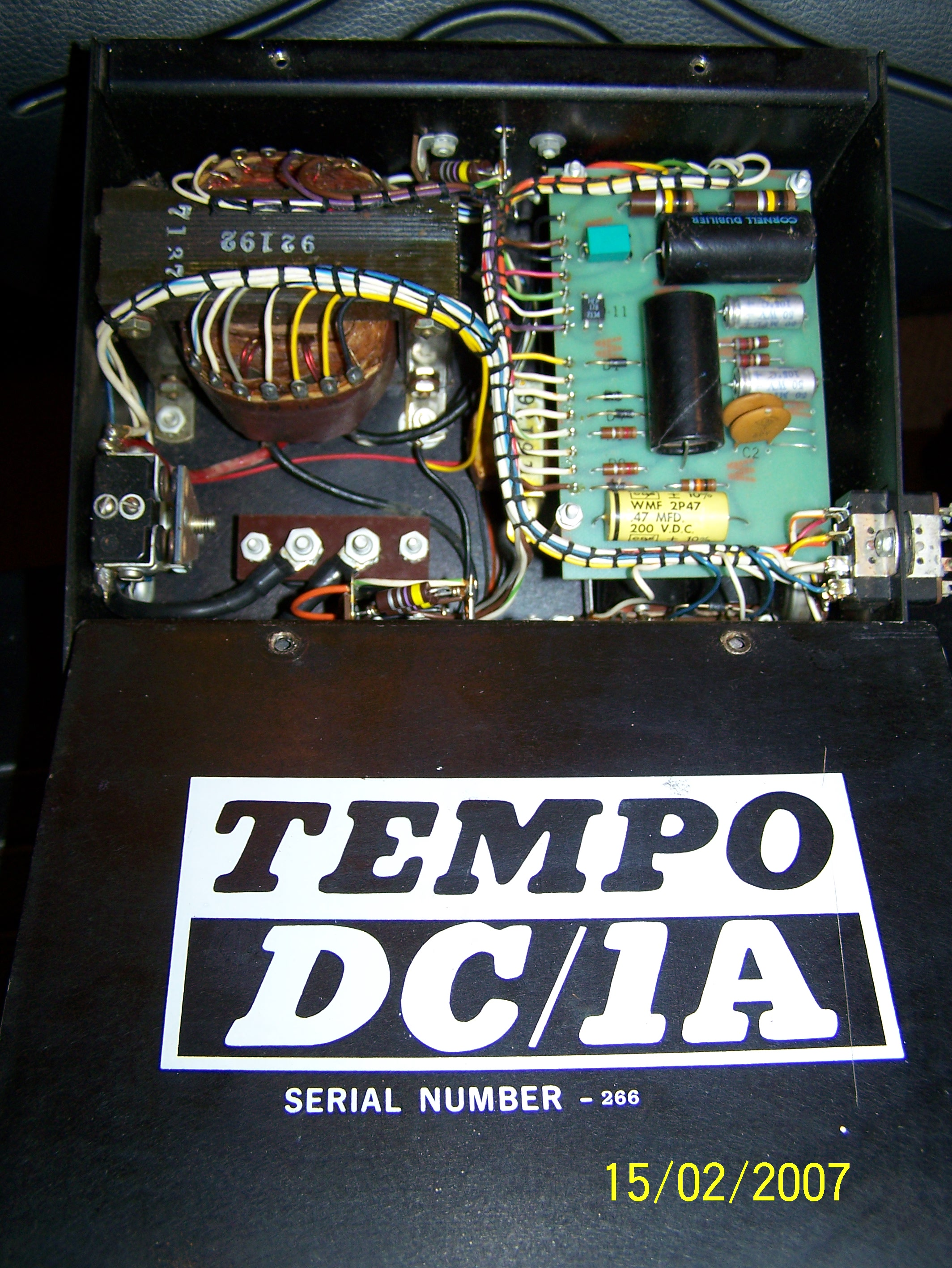 Tempo One Presented By Fox Tango International Iron For Computer Motherboards Circuit Board 11m Cable Ebay How About Taking Your Mobile