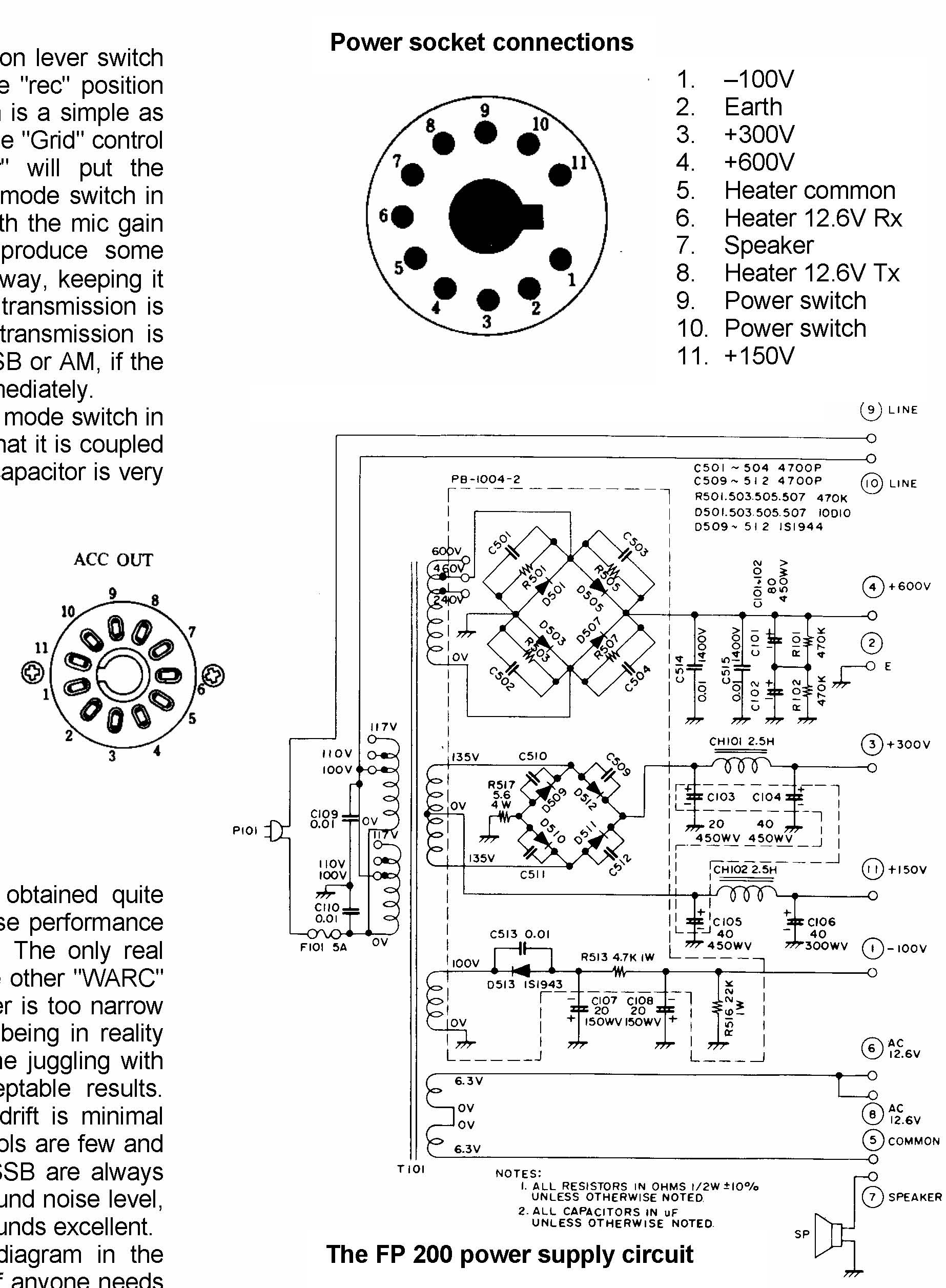 tempo one aka ft 200 qrz forums light switch to schematic to schematic wiring diagram
